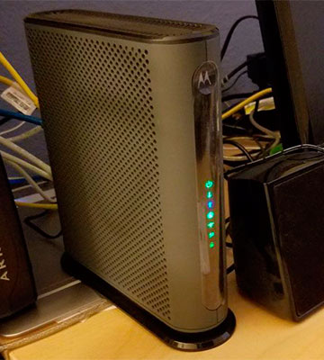 Review of Motorola MG7540-10 16x4 Cable Modem plus AC1600 Dual Band Wi-Fi Gigabit Router