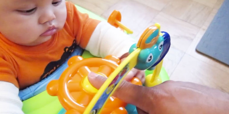 Review of Baby Einstein 60098 Ocean Explorer Baby Neptune Walker
