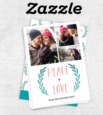 Review of Zazzle Photo Cards