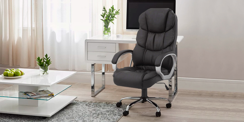 Review of BestOffice (OC-2610) PU Leather Computer Chair