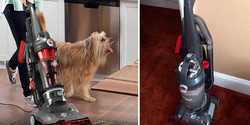Review of Hoover WindTunnel 3 (UH72625) Max Performance Pet Upright Vacuum Cleaner