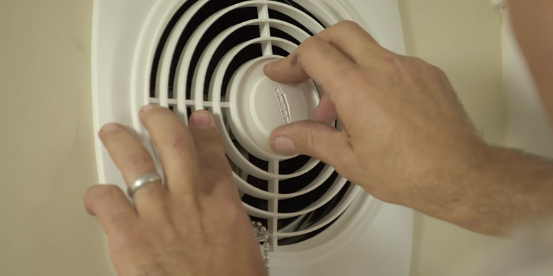 Review of Broan 509 Through-Wall Fan