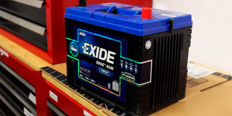 Review of Exide Edge FP-AGM51R AGM Sealed Automotive Battery