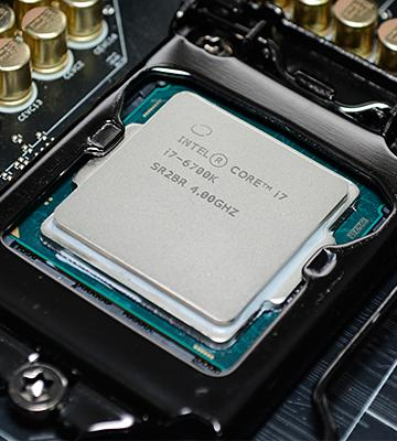 Review of Intel Core i7-6700K 4.00 GHz Unlocked Quad Core Skylake Desktop Processor