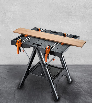 Review of WORX WX051 Pegasus Multi-Function Portable Workbench