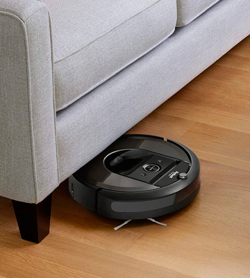 Review of iRobot Roomba i7+ (7550) Robot Vacuum with Automatic Dirt Disposal-Empties Itself