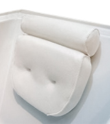 IndulgeMe TRTAZ11A Harrison House Luxurious Bath Pillow