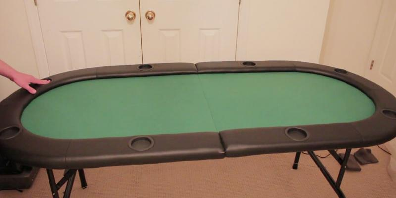 Review of Giantex Foldable Texas Holdem