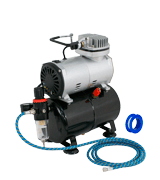 Zeny 4336951446 Airbrush Air Compressor with 3L Tank