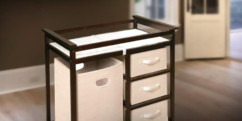 Review of Badger Basket Modern Changing Table