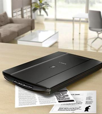 Review of Canon Office Products LiDE120 Color Image Flatbed Scanner
