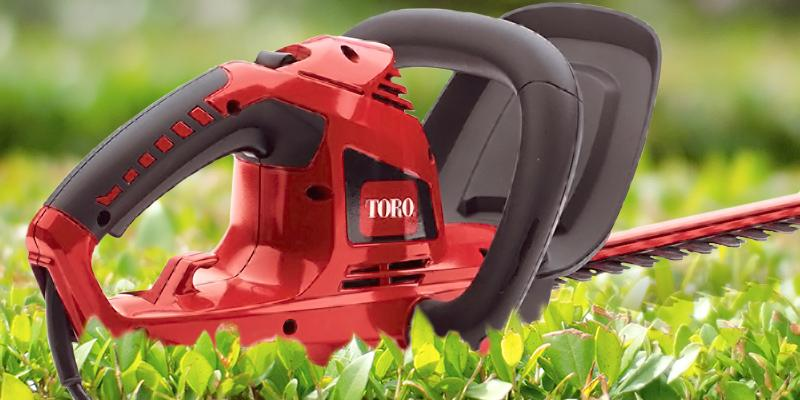 Review of Toro 51490 Electric Corded 22-Inch Hedge Trimmer