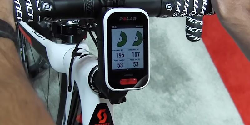 Polar V650 Cycling Computer application