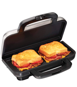 Proctor Silex 25415 Deluxe Hot Sandwich Maker