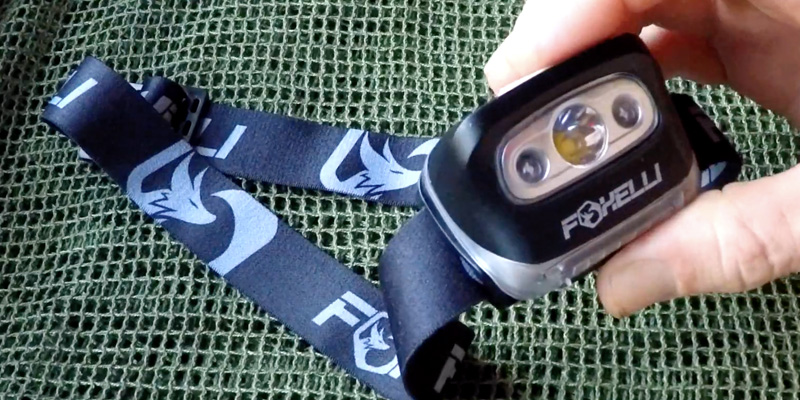 Detailed review of Foxelli MX20 Headlamp