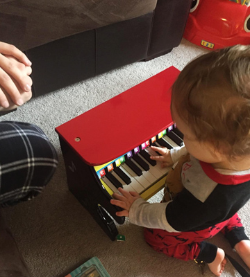 Review of Melissa & Doug Learn to Play Kids Piano