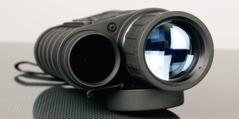 Bushnell Equinox Z Digital Night Vision Monocular in the use