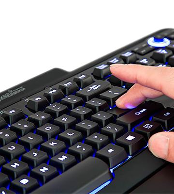 Review of Perixx PX-1100 Backlit Keyboard Gaming Style Design