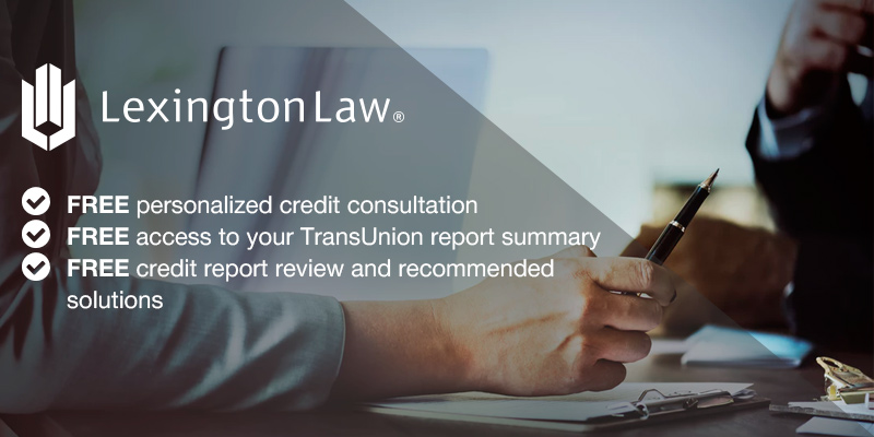 Lexington Law Credit Repair Services in the use