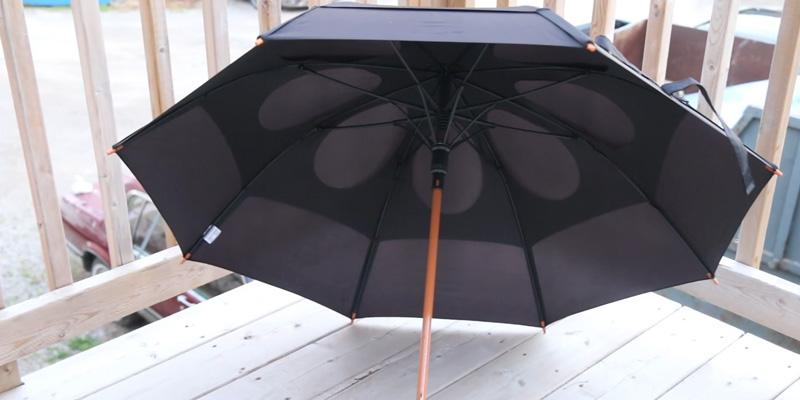 Detailed review of GustBuster Automatic Umbrella for Rain