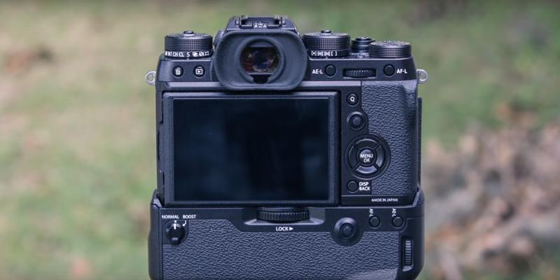 Review of Fujifilm X-T2 Mirrorless Digital Camera