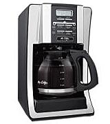 Mr. Coffee BVMC-SJX33GT Programmable Coffeemaker