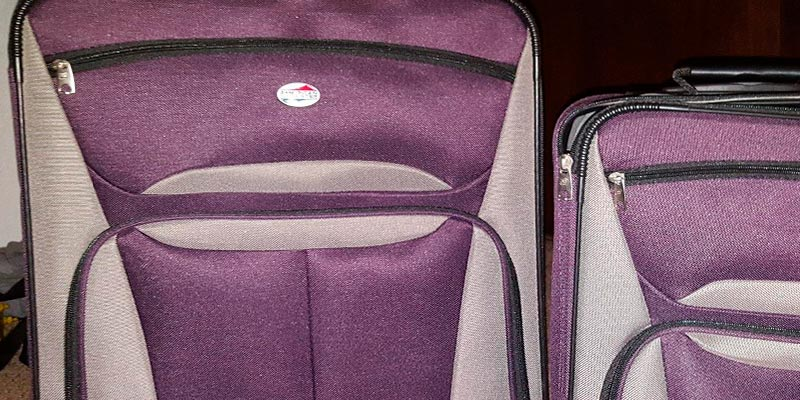 Review of American Tourister 56445 Fieldbrook II Ultra Light-Weight Luggage Set