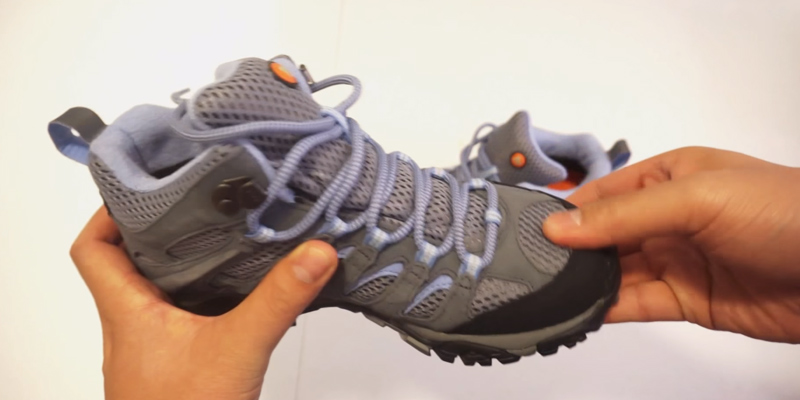 Review of Merrell MOAB 2 VENT MID-W Hiking Boots
