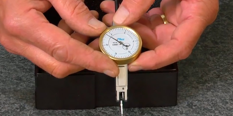Review of Gold Plus AGPTI16 Dial Test Indicator, 0-0.06""