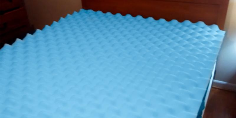 "Review of Serta Rest 3"" Gel Memory Foam Mattress Topper"