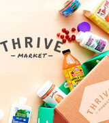 Thrive Market Healthy Food Service