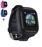 TickTalk TT2.0S Touch Screen Kids Smart Watch with GPS Tracking