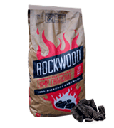 Rockwood 20LB All-Natural Hardwood Lump Charcoal