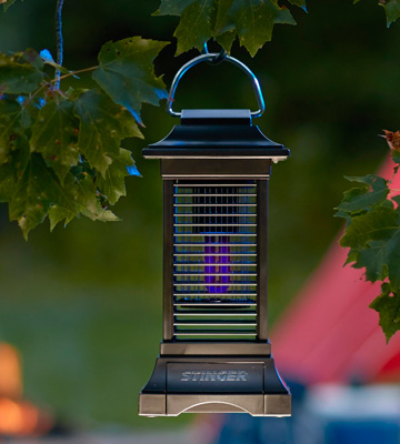 Review of Stinger BKC90 Cordless Rechargable Insect Zapper