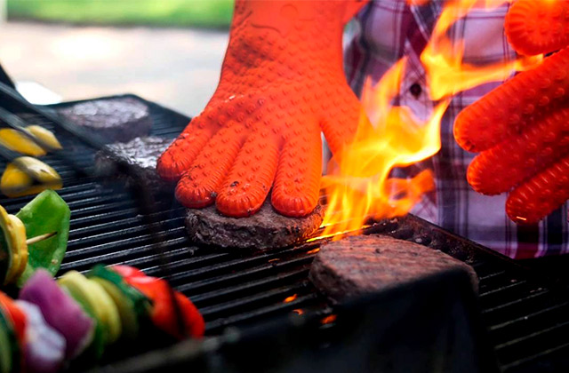 Comparison of BBQ Gloves