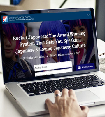 Review of Rocket Languages Japanese Online Courses