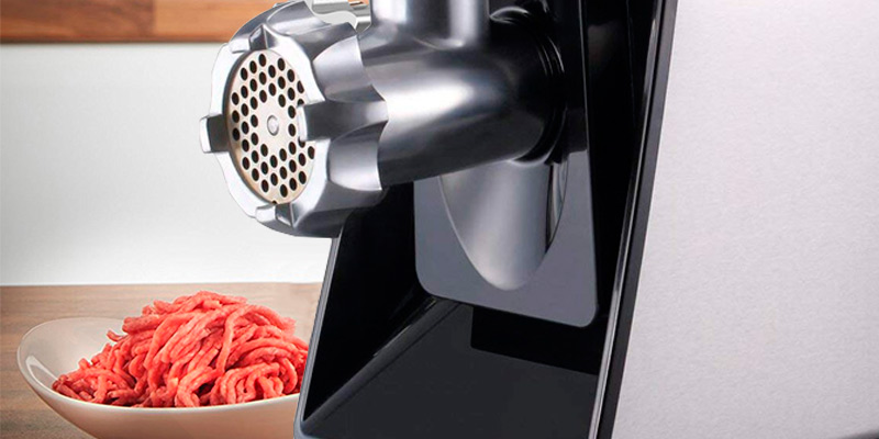 Review of Sunmile SM-G73 Heavy Duty Electric Meat Grinder and Sausage Stuffer Maker