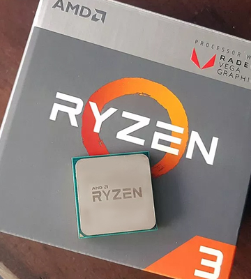 Review of AMD Ryzen 3 2200G Processor with Radeon Vega 8 Graphics