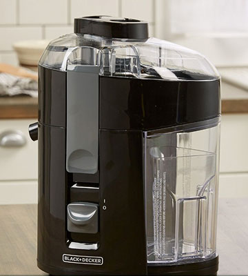 Review of BLACK+DECKER JE2200B Juice Extractor