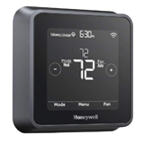 Honeywell Lyric T5 (RCHT8610WF2006) Wi-Fi Smart 7 Day Programmable Touchscreen Thermostat