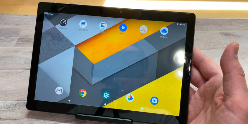 Review of VANKYO MatrixPad S30 10-inch Android 9.0 Tablet