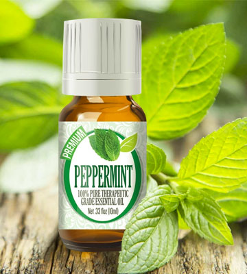 Review of Healing Solutions Pharmaceutical Grade Peppermint Essential Oil