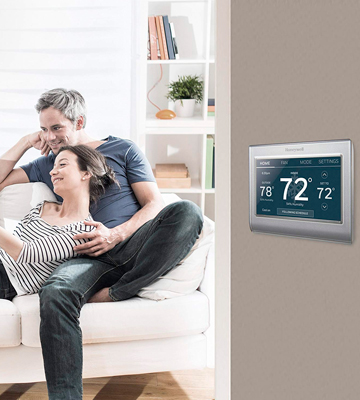 Review of Honeywell RTH9585WF1004/W Wi-Fi Smart Programmable Thermostat