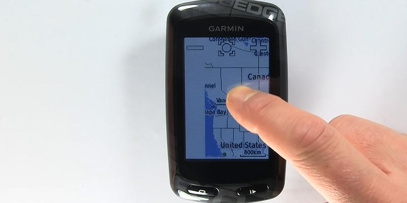 Review of Garmin Edge 810 Bike GPS