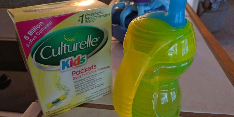 Detailed review of Culturelle Kids Packets Daily Probiotic Supplement