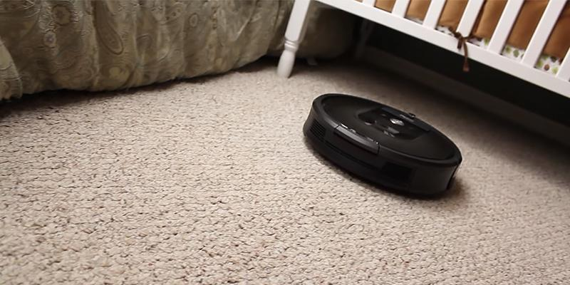 iRobot Roomba 980 Navigation with Visual Localization application