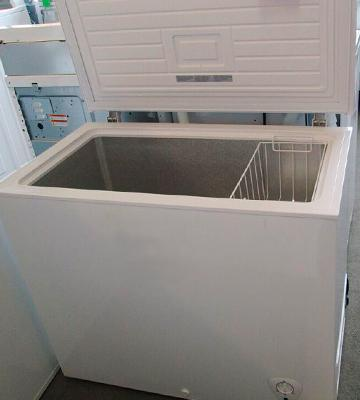 Review of Midea 7.0 Cu.Ft. Chest Freezer