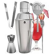 VREMI Cocktail Shaker Set