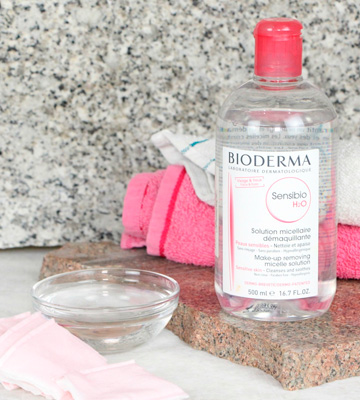 Review of Bioderma Sensibio H2O Micellar Water