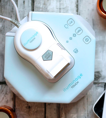 Review of Elos ME Iluminage Touch Permanent Hair Reduction Device